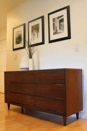 Innovative Brand New Dresser And TV Stands Combination Regarding Walnut Tv Stands Foter (View 15 of 50)