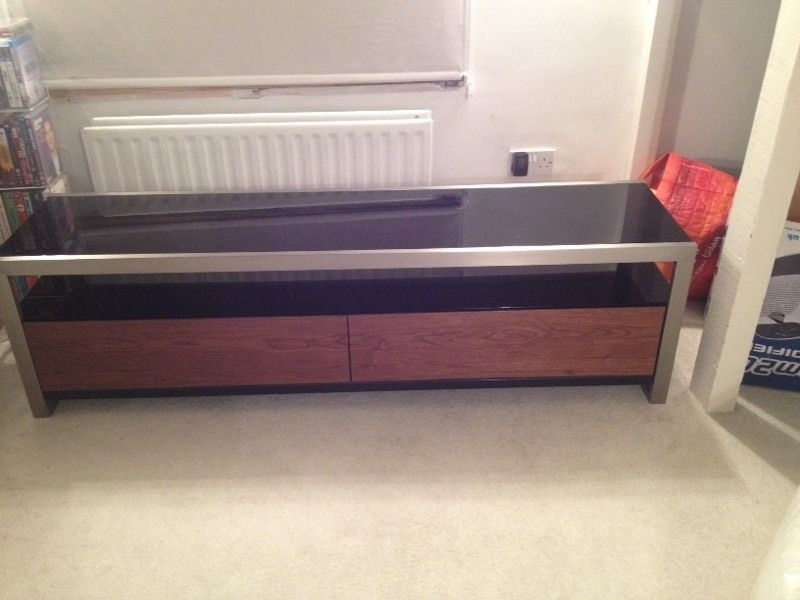 Innovative Brand New Dwell TV Stands In Dwell Large Nova Tv Stand In Clapham Common London Gumtree (Image 30 of 50)