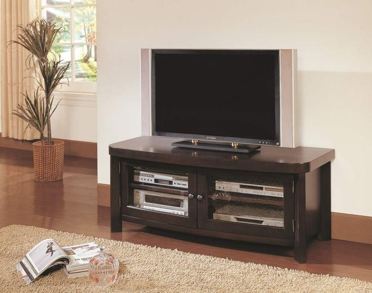 Innovative Brand New Expresso TV Stands With 24 Best Tv Stands Images On Pinterest (View 37 of 50)