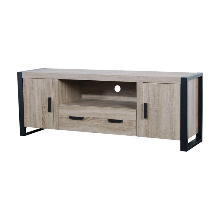 Innovative Brand New Grey Wood TV Stands With Regard To 11 Best Media Console Images On Pinterest Media Consoles Media (Image 37 of 50)
