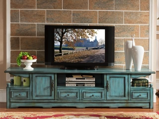 Innovative Brand New Painted TV Stands With Best 25 Antique Tv Stands Ideas On Pinterest Mounted Tv Decor (Image 25 of 50)
