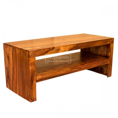 Innovative Brand New Sheesham Coffee Tables With Regard To Gaya Cube Sheesham Wood Coffee Table Solid Indian Sheesham Wood (View 30 of 50)