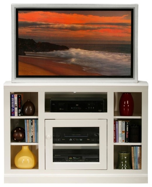 Innovative Common Contemporary Corner TV Stands With Eagle Furniture 45 Coastal Thin Corner Tv Cart Contemporary (View 31 of 50)