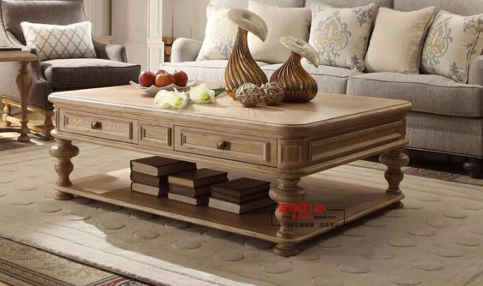 Innovative Common French Country Coffee Tables With Regard To Top Country Coffee Table French Country Coffee Tables On Square (Image 35 of 50)
