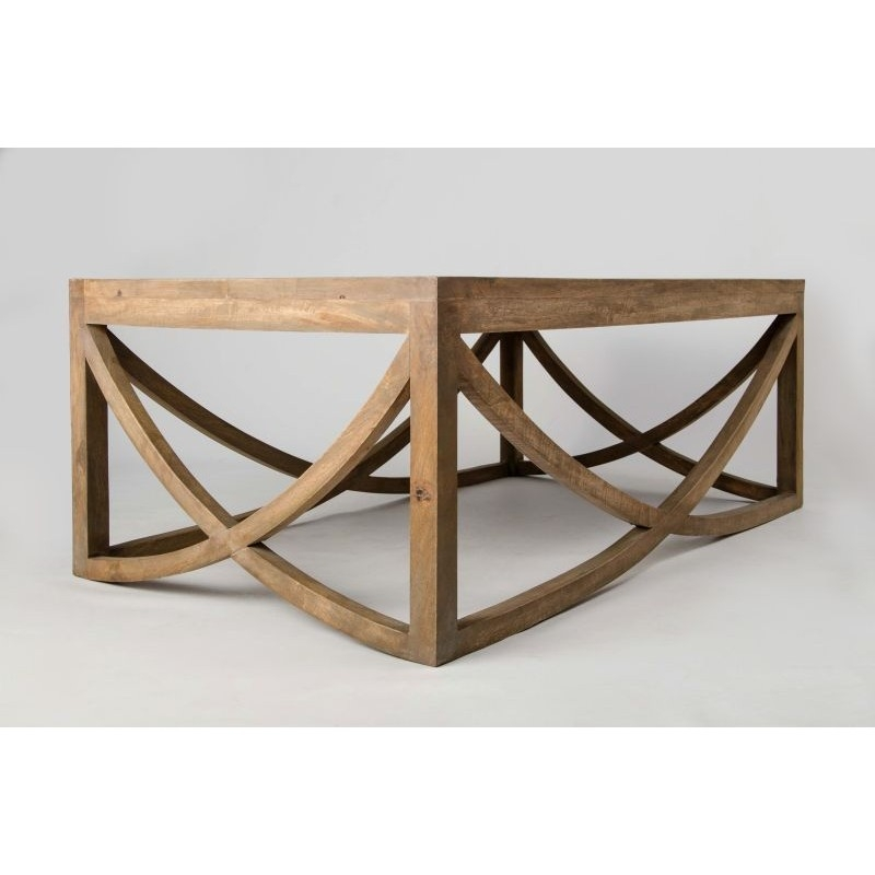 Innovative Common Mango Wood Coffee Tables Regarding Larvik Coffee Table Mango Wood Cotterell Co Online Lighting Store (Image 26 of 50)