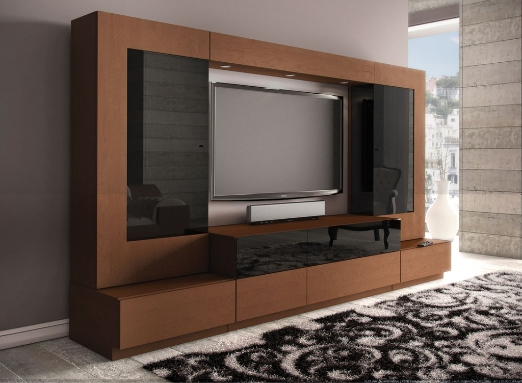 Innovative Common Mirrored TV Stands With Regard To Mirrored Tv Cabinet Living Room Furniture Living Room Design (View 40 of 50)