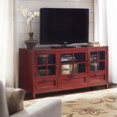 Innovative Common Red TV Stands With 7 Best Tv Stand Images On Pinterest Painted Furniture (Image 31 of 50)
