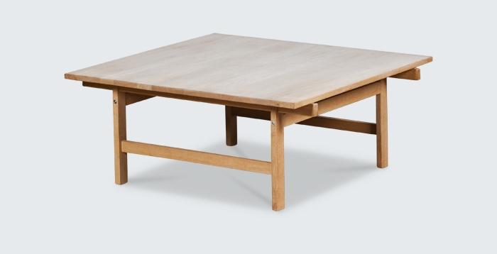 Innovative Common Square Oak Coffee Tables Regarding Modern Times Vintage Danish And European Design Furniture (Image 28 of 50)