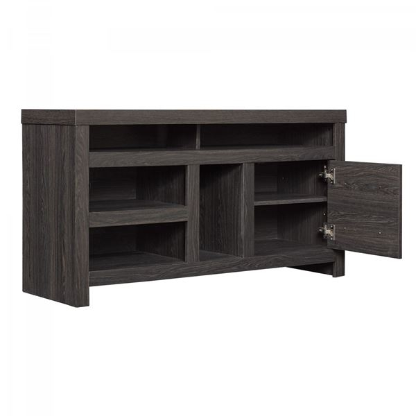 Innovative Deluxe Classic TV Stands For Everson Tv Stand With Gaming Console Storage D Tc48 6356 Pw (Image 29 of 50)