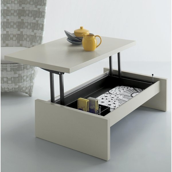 Innovative Deluxe Cosmo Coffee Tables With Regard To Yumanmod Cosmo Convertible Coffee Table Wayfair (View 11 of 50)