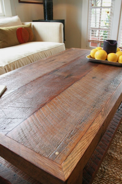Innovative Deluxe Large Rustic Coffee Tables Pertaining To Large Rustic Coffee Table Doorman Designs (View 20 of 50)