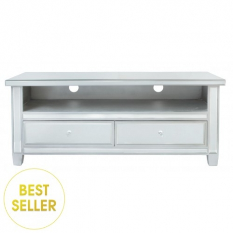 Featured Image of Mirrored TV Cabinets