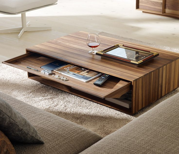 Innovative Deluxe Modern Coffee Tables Within Top 25 Best Modern Coffee Tables Ideas On Pinterest Coffee (Image 23 of 40)