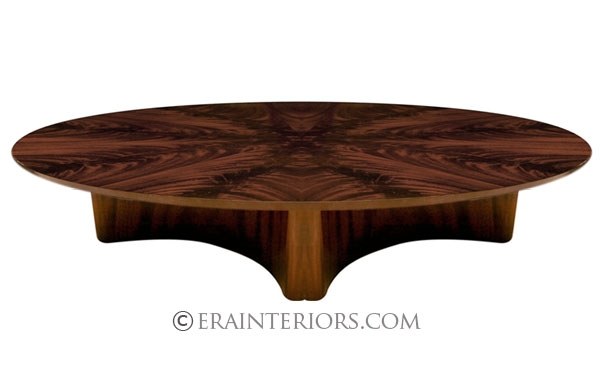 Innovative Deluxe Round Coffee Tables Throughout Latest Low Round Coffee Table I Want This Carved Indian Mango Wood (Image 28 of 50)