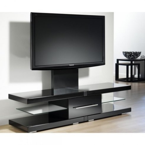 Innovative Deluxe Techlink TV Stands Sale Inside Techlink Echo Ec130tvb Tv Stand With Bracket Techlink From (Image 30 of 50)