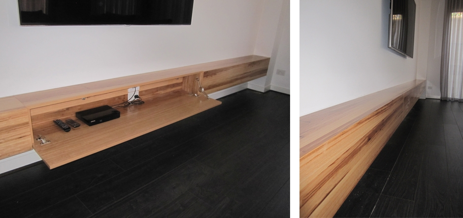 Innovative Deluxe TV Cabinets And Wall Units With Timber Tv Cabinets Melbourne Bar Cabinet (Image 30 of 50)