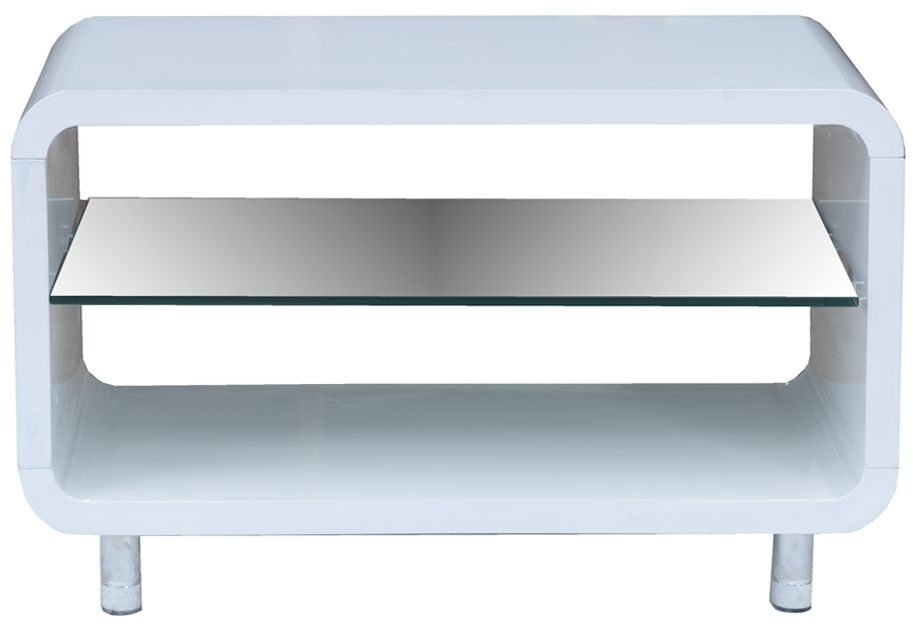 Innovative Deluxe White Gloss Corner TV Stands In White Tv Units White Corner Tv Unit For Sale Cfs Uk (Image 27 of 50)