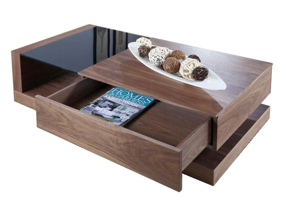 Innovative Elite Coffee Tables With Box Storage Pertaining To Chic Low Coffee Table With Storage For Your Interior Home (Image 38 of 50)