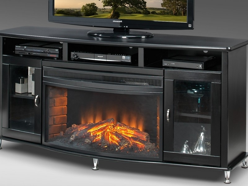 Innovative Elite Denver TV Stands Pertaining To White Electric Fireplace Costco Home Fireplaces Firepits For Tv (Image 25 of 50)