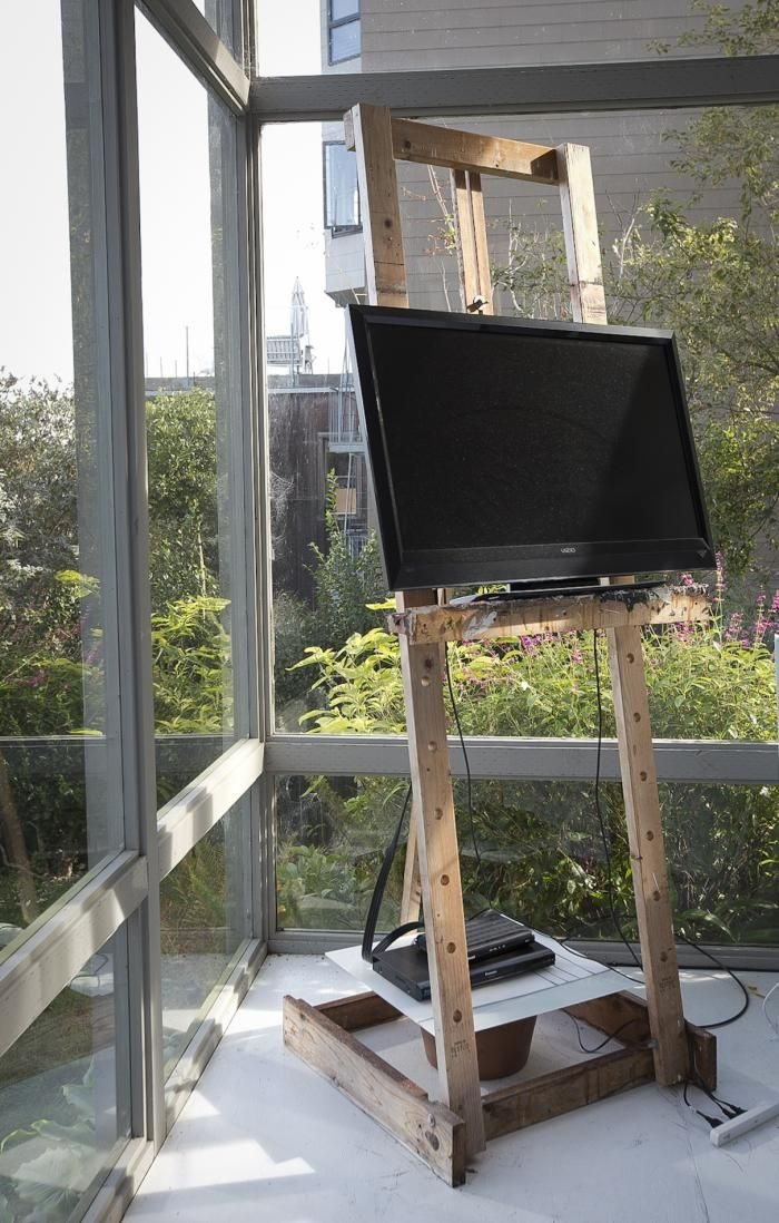 Innovative Elite Easel TV Stands For Flat Screens Regarding 13 Best Tv Stand Images On Pinterest Tv Stands Flat Panel Tv (View 15 of 50)