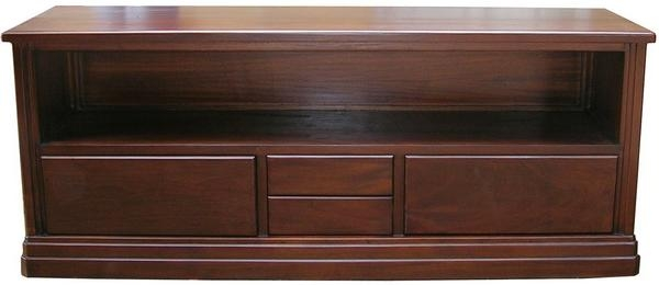 Innovative Elite Mahogany TV Cabinets With Simple Tv Cabinet Stand Lock Stock Barrel (View 11 of 50)