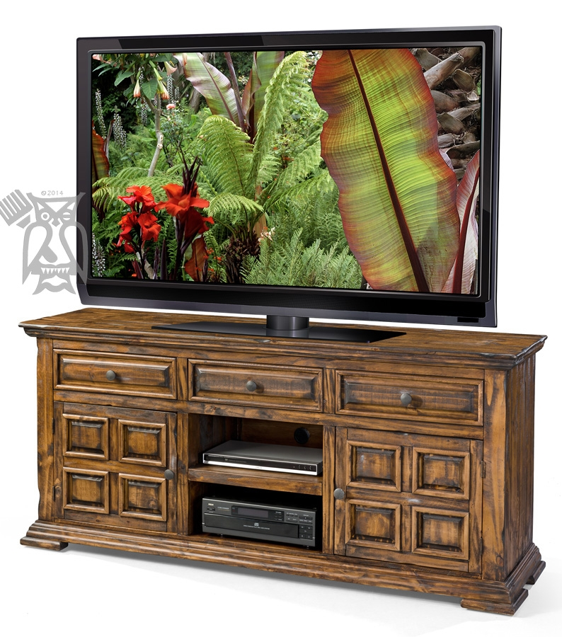 Innovative Elite Solid Pine TV Stands Intended For Hoot Judkins Furnituresan Franciscosan Josebay Areaartisan (View 45 of 50)