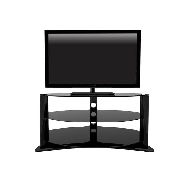 Innovative Famous Denver TV Stands Within Denver Oval 3 Tier Tv Stand Fits Tvs Up To 37 Inches Free (Image 26 of 50)