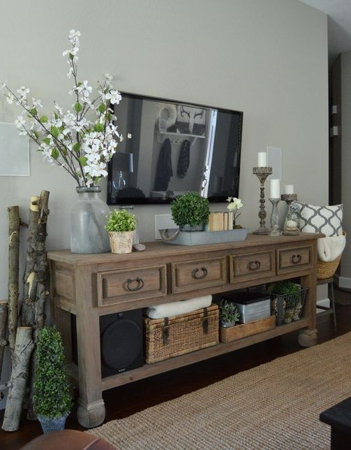 Innovative Famous Wall Mounted TV Stands Entertainment Consoles Within Top 25 Best Wall Mount Entertainment Center Ideas On Pinterest (View 27 of 50)