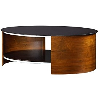 Innovative Fashionable Curve Coffee Tables For Jual Curve Jf302 Rectangular Coffee Table Amazoncouk Kitchen (Image 27 of 50)