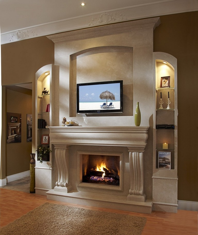 Innovative Fashionable Dark Wood Corner TV Cabinets In Dark Wood Corner Tv Stand (Image 31 of 50)