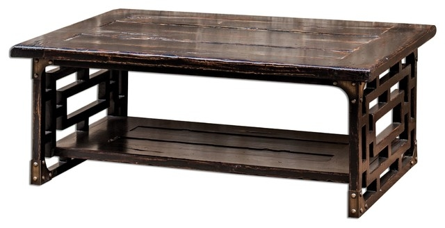 Innovative Fashionable Mango Wood Coffee Tables For Coffee Table Wonderful Distressed Wood Coffee Table Design Round (Image 27 of 50)