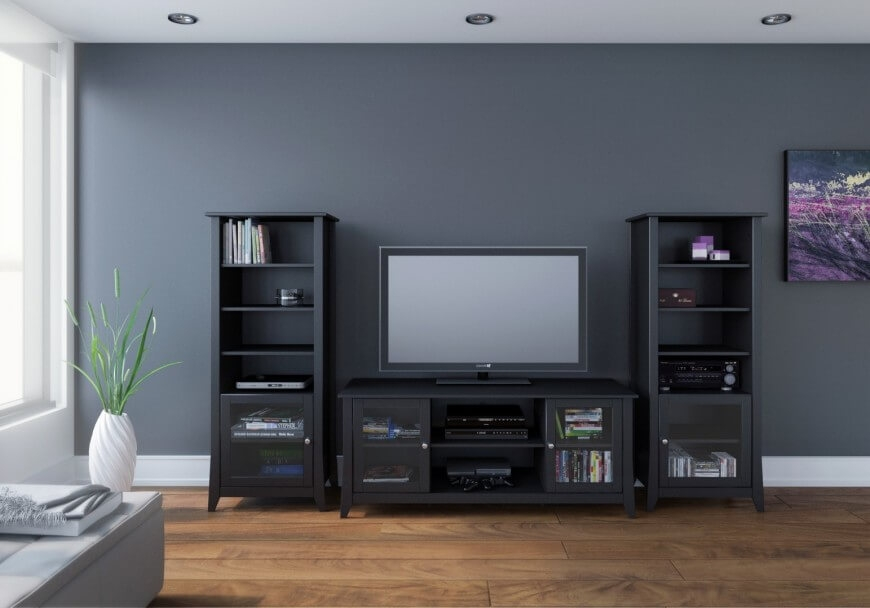 Innovative Fashionable Modular TV Cabinets In 16 Types Of Tv Stands Comprehensive Buying Guide (Image 27 of 50)