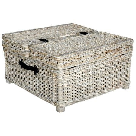 Innovative Favorite Coffee Table With Wicker Basket Storage For 447 Best Wicker Cane Pine Room Ideas I Like Images On Pinterest (Image 26 of 40)