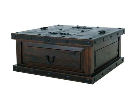 Innovative Favorite Dark Wood Chest Coffee Tables With Wood Trunk Coffee Tables Jerichomafjarproject (Photo 13 of 50)