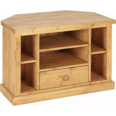 Innovative Favorite Pine Corner TV Stands For Wooden Tv Stand Living Room Tv Stands Furniture Plus (Image 29 of 50)