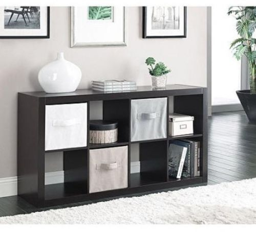 Innovative Favorite Storage TV Stands With Bookcase Tv Stand 8 Cube Organizer Storage Shelf Wood Furniture (Image 35 of 50)
