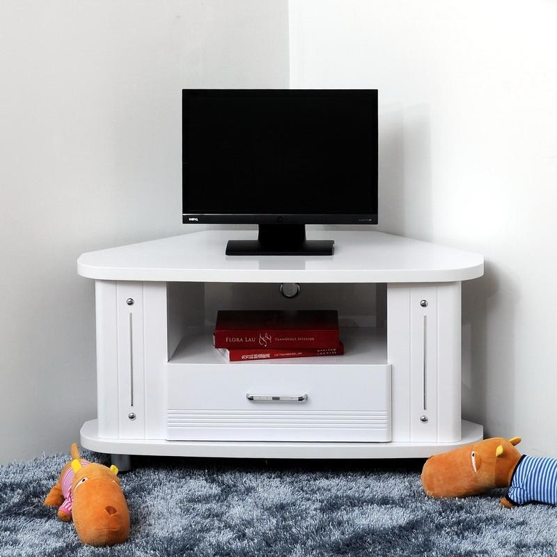 Innovative Favorite TV Cabinets Corner Units For Shades Corner Base Unit In Oak Nathan Furniture Furniture Sofas (Photo 29 of 50)