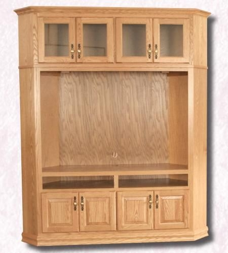 Innovative High Quality 50 Inch Corner TV Cabinets Throughout 18 Best Entertainment Centers Images On Pinterest (Image 32 of 50)