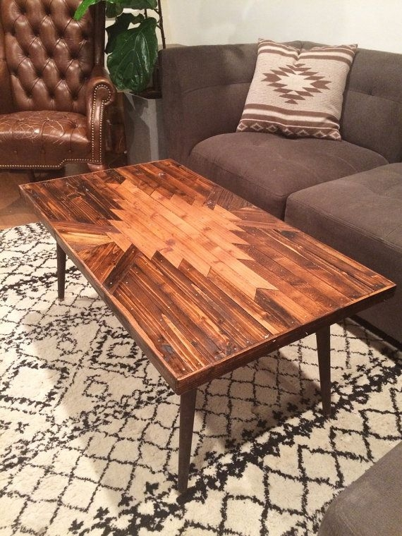 Innovative High Quality Boho Coffee Tables With Best 25 Southwestern Coffee Tables Ideas On Pinterest (View 5 of 50)