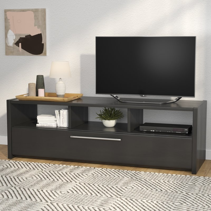 Innovative High Quality Comet TV Stands Regarding 60 Tv Stand Wayfair (Image 28 of 50)