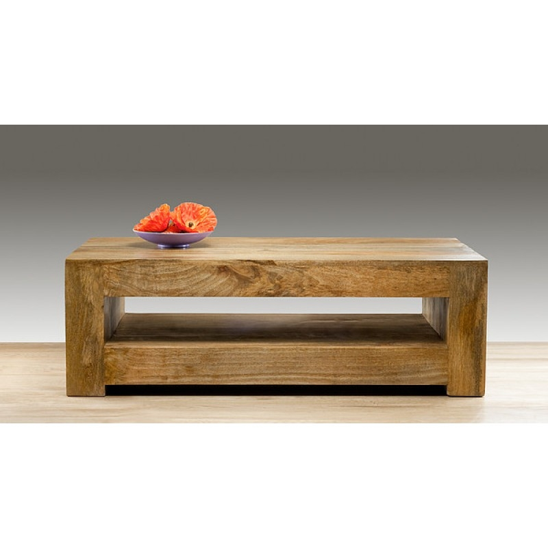 Innovative High Quality Dark Mango Coffee Tables Regarding Mango Living Room Furniture (Image 24 of 40)