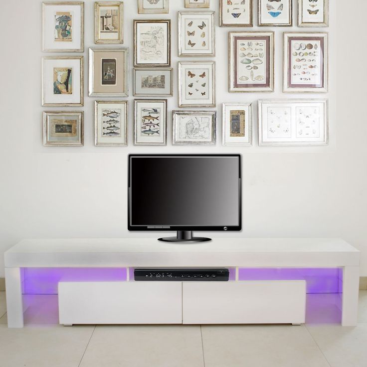 Innovative High Quality Led TV Cabinets With Regard To Best 25 Led Tv Stand Ideas On Pinterest Floating Tv Unit Wall (Image 31 of 50)