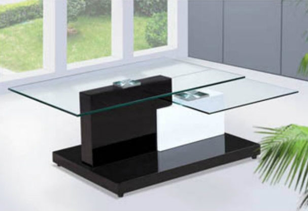 Innovative High Quality Modern Glass Coffee Tables Within Modern Glass Coffee Table Bq350 Contemporary (Image 36 of 50)