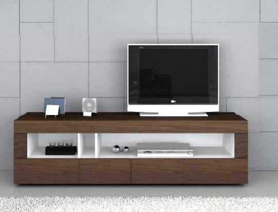 Innovative High Quality Modern Wood TV Stands In Modern Tv Stands Toronto Ottawa Mississauga Tv Stands (View 36 of 50)