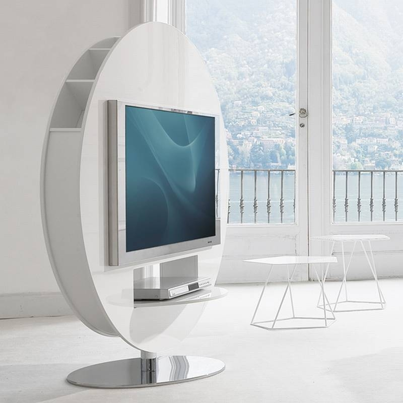Innovative High Quality Ultra Modern TV Stands Within Bonaldo Panorama Tv Unit Wooden Living Room Furniture (Image 26 of 50)