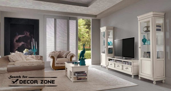 Innovative Latest Classic TV Cabinets In Modern Tv Units 20 Designs And Choosing Tips (Image 33 of 50)