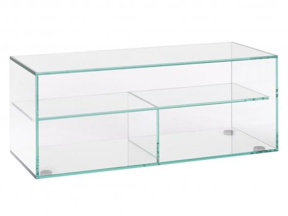 Innovative Latest Glass TV Stands Throughout 10 Best Tv Stands The Independent (View 36 of 50)