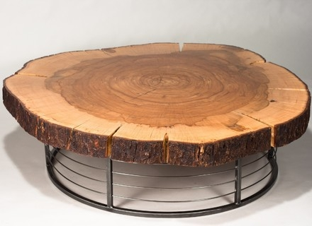 Innovative Latest Wooden Trunks Coffee Tables With Regard To Rustic Wood Trunk Coffee Table Awesome 10 Pine Trunk Coffee (Image 30 of 40)