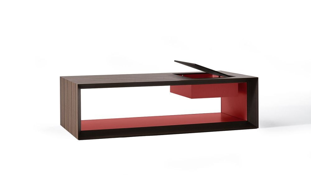 Innovative New C Coffee Tables Regarding Contemporary Coffee Table Eucalyptus Rectangular With (View 33 of 50)