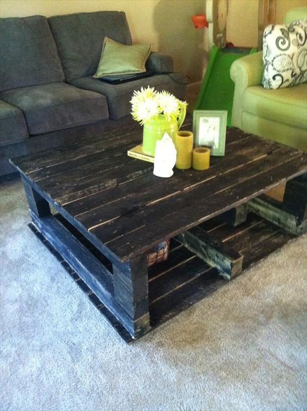 Innovative New Cheap Wood Coffee Tables Within Affordable Coffee Table Ideas (Image 34 of 50)